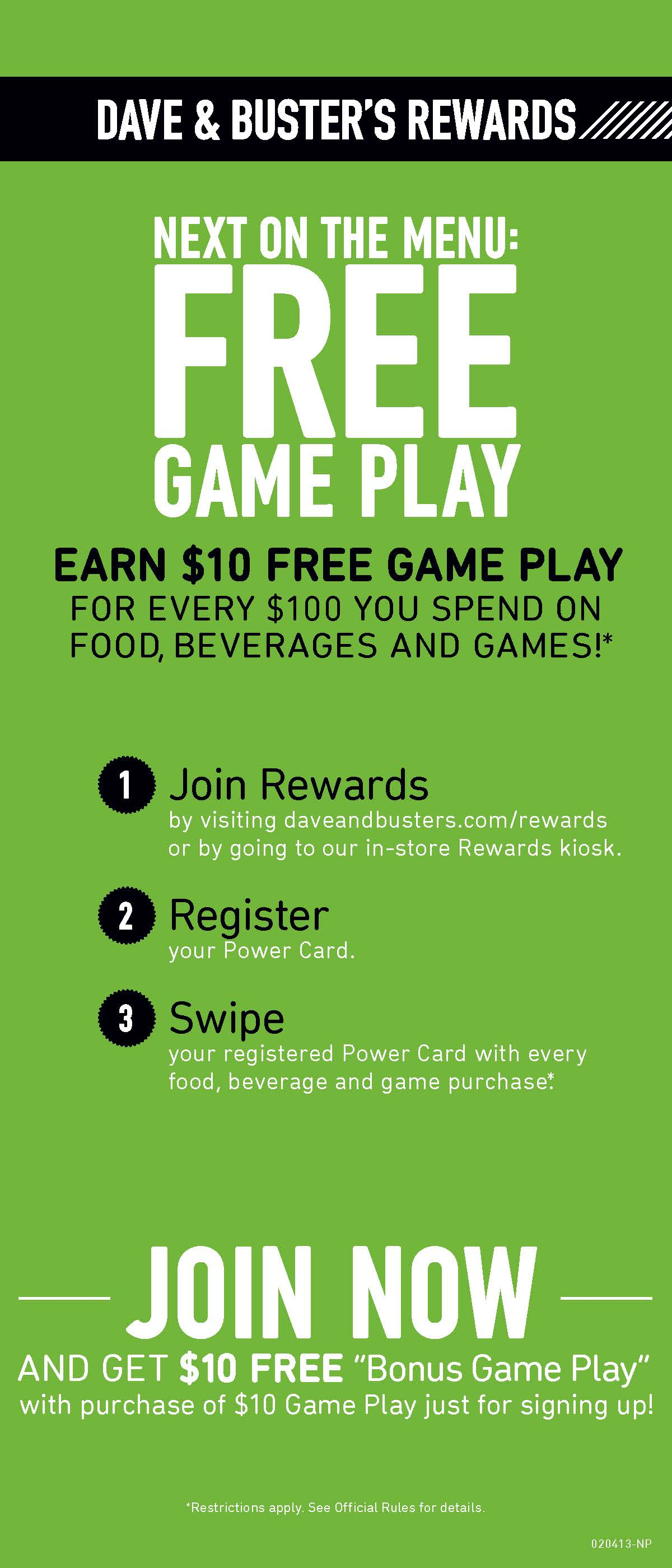 image about Dave and Busters Coupons Printable named Dave busters coupon - Vitamine shoppee