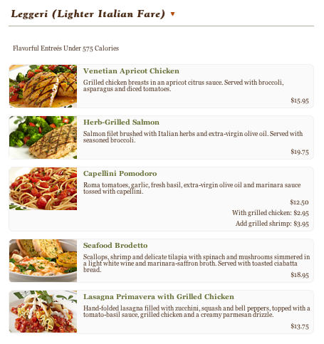 Recipes Olive Garden Italian Restaurant Share The Knownledge